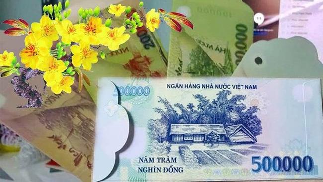Sử dụng bao lì xì có hình tiền Việt Nam sẽ bị phạt đến 80 triệu đồng? - Ảnh 1