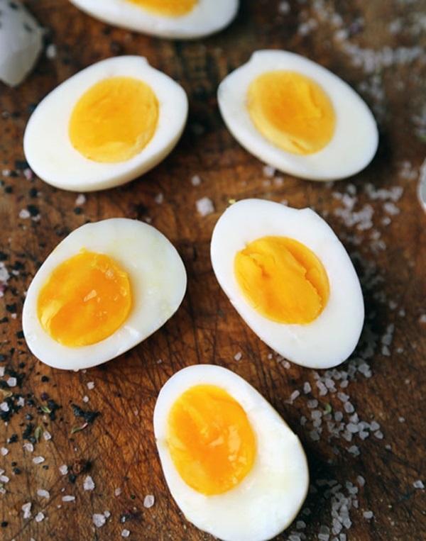 2 tuần giảm 11kg với thực đơn ăn kiêng bằng trứng luộc - Những lưu ý cần phải nhớ - Ảnh 1