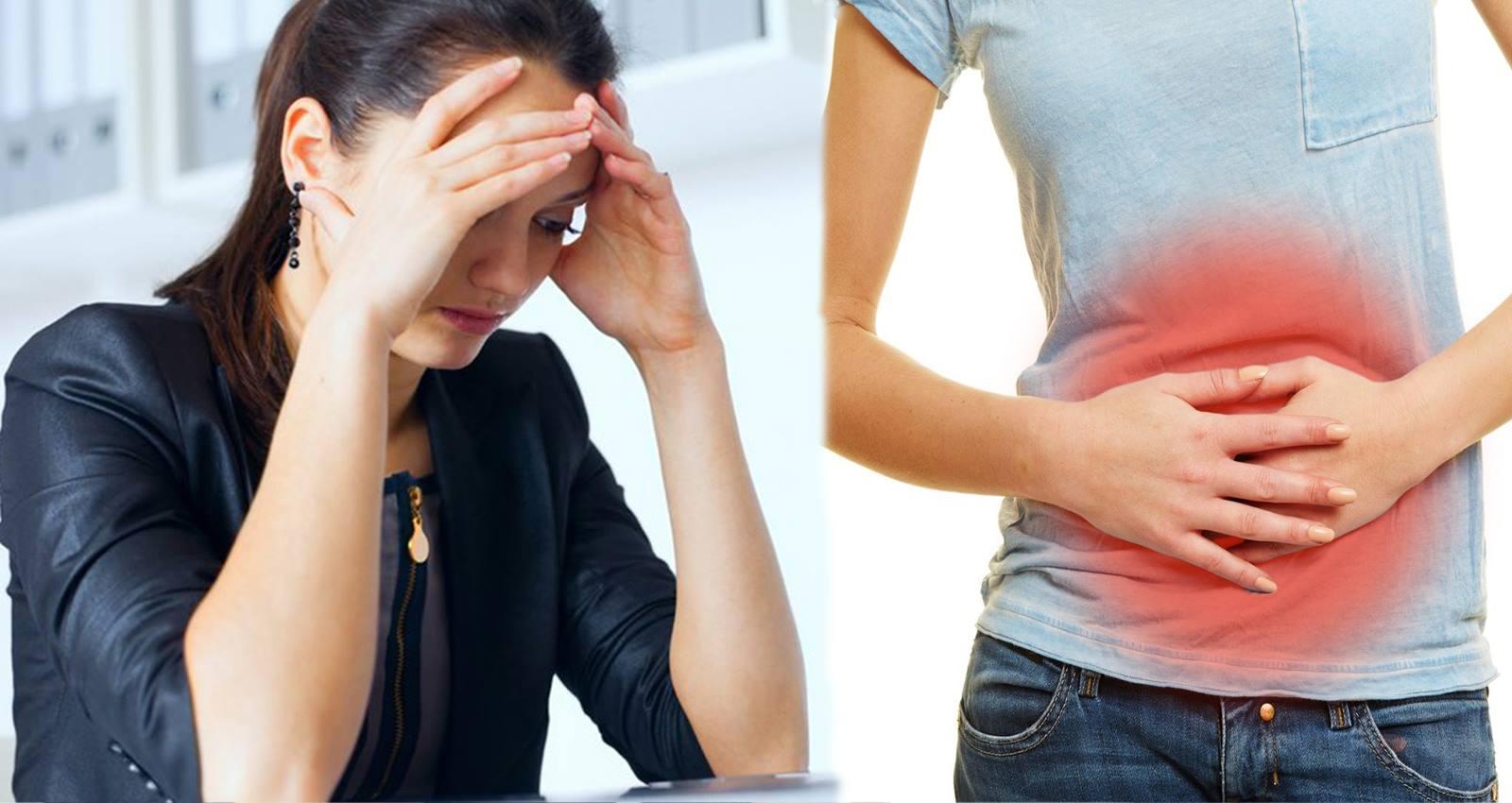 Phụ nữ mắc hội chứng ruột kích thích nhiều gấp đôi nam giới