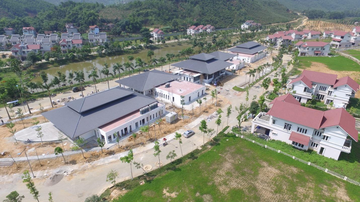 Chủ đầu tư mang hơn 31.000m2 đất dự án Xanh Villas thế chấp ngân hàng - Ảnh 1