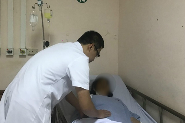 Nhập viện cấp cứu, 6 lần ngừng tuần hoàn vì ăn chay theo chế độ trên mạng - Ảnh 1