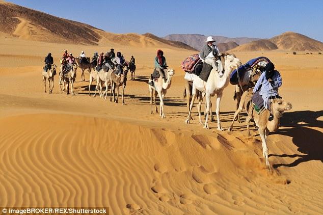 Cùng vượt sa mạc, 1 đoàn bỏ mạng còn 1 đoàn không chỉ sống sót mà còn kiếm được tiền: Câu chuyện đáng ngẫm - Ảnh 3