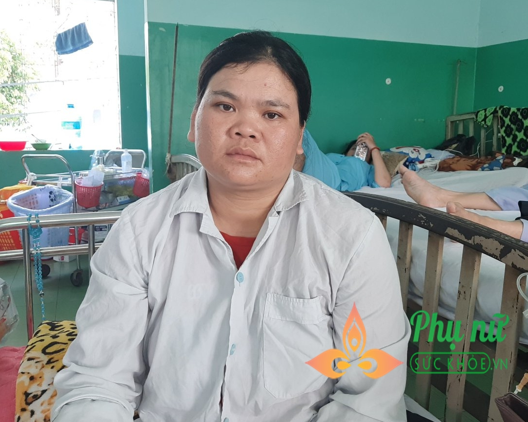 Người phụ nữ mang trong mình nhiều căn bệnh nguy hiểm, một mình nuôi hai con, chồng bỏ theo người đàn bà khác - Ảnh 1