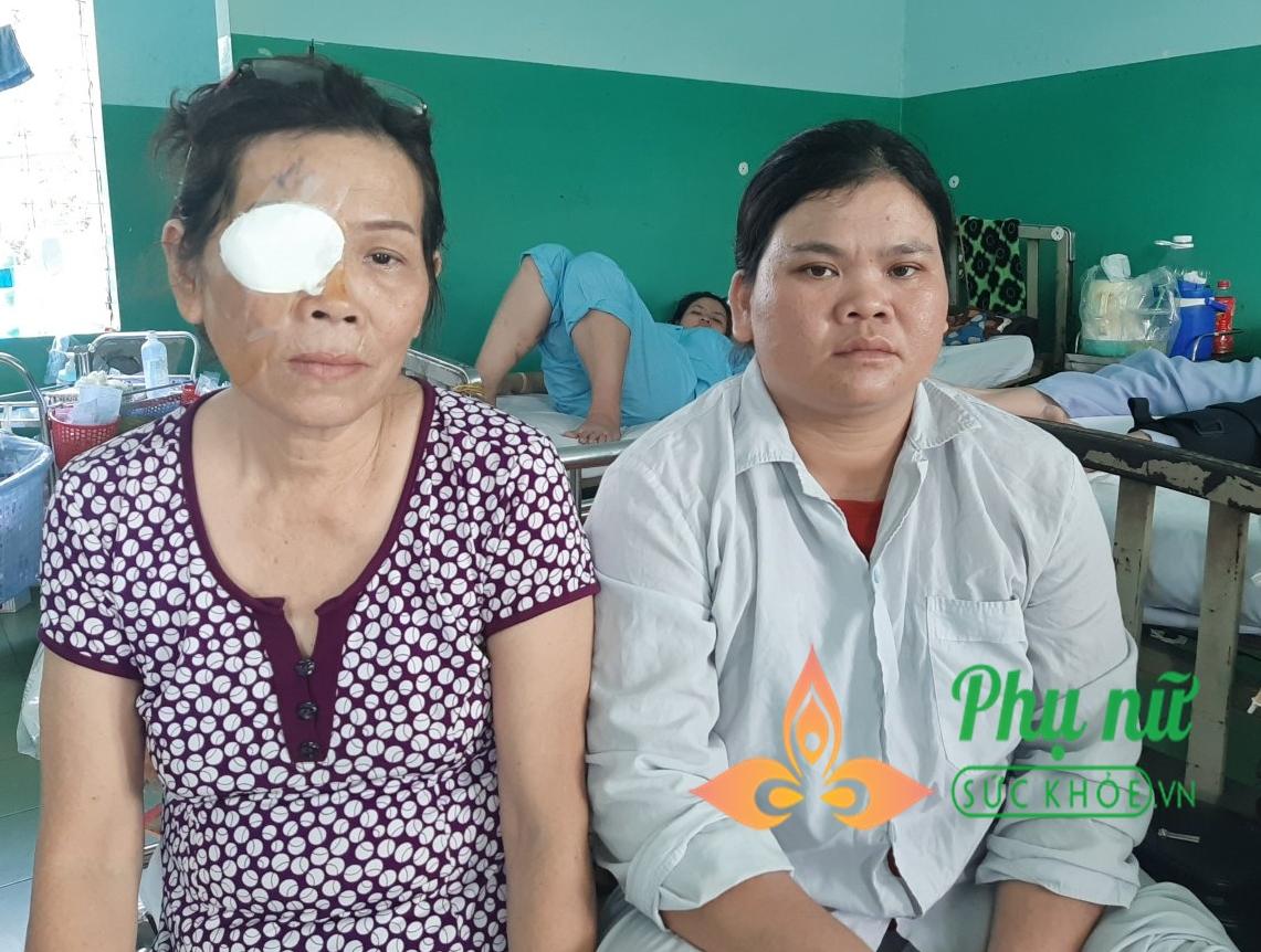 Người phụ nữ mang trong mình nhiều căn bệnh nguy hiểm, một mình nuôi hai con, chồng bỏ theo người đàn bà khác - Ảnh 2