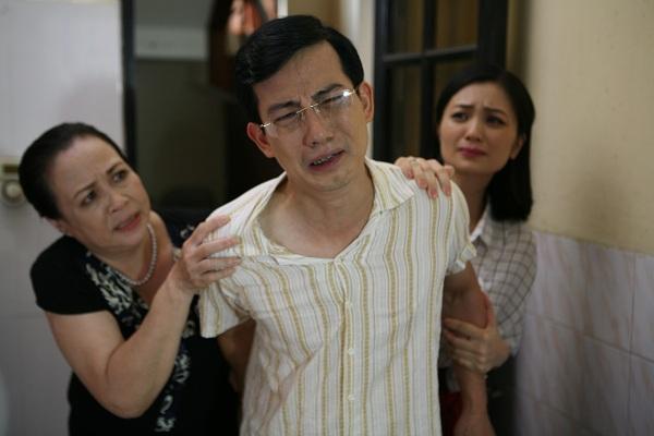 Phim Việt gần đây chuẩn mô-típ: Mẹ ghê gớm thì con trai lại nhu nhược 'hết phần thiên hạ' - Ảnh 3