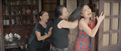 Phim Việt gần đây chuẩn mô-típ: Mẹ ghê gớm thì con trai lại nhu nhược 'hết phần thiên hạ' - Ảnh 4