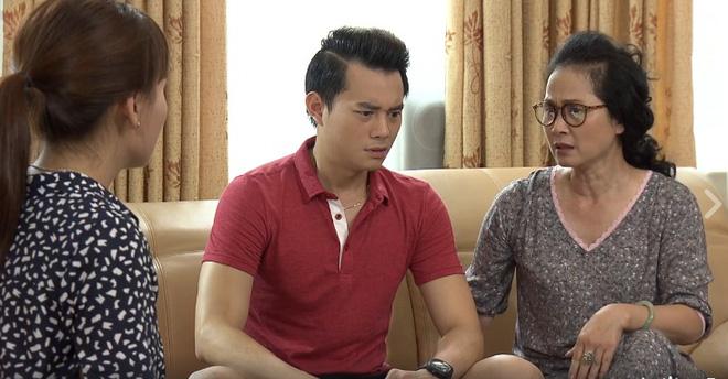 Phim Việt gần đây chuẩn mô-típ: Mẹ ghê gớm thì con trai lại nhu nhược 'hết phần thiên hạ' - Ảnh 7