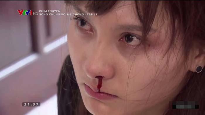 Phim Việt gần đây chuẩn mô-típ: Mẹ ghê gớm thì con trai lại nhu nhược 'hết phần thiên hạ' - Ảnh 12