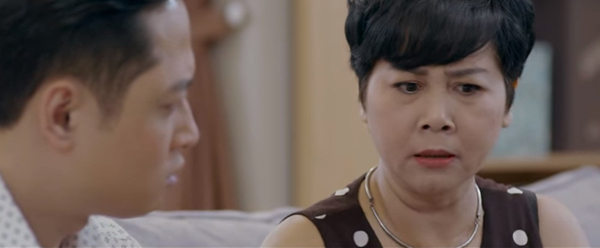 Phim Việt gần đây chuẩn mô-típ: Mẹ ghê gớm thì con trai lại nhu nhược 'hết phần thiên hạ' - Ảnh 13