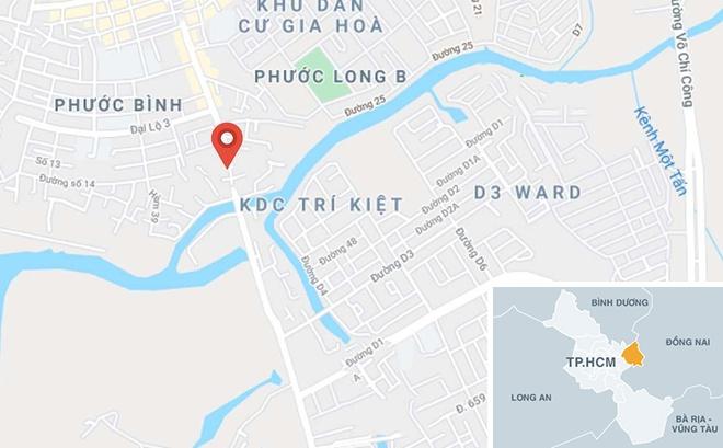 5 mẹ con chết trong vụ cháy nhà ở TP.HCM - Ảnh 2