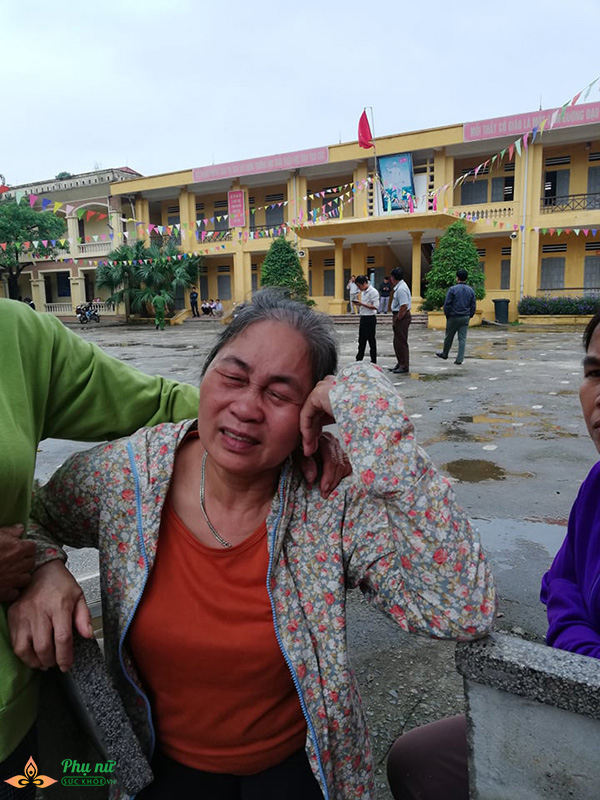Không khí tang thương bao trùm căn nhà bé trai lớp 2 bị điện giật tử vong trong trường học - Ảnh 4