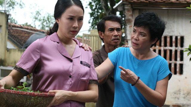 Những cặp vợ chồng già trái dấu trên phim Việt: Chồng hiền bao nhiêu, vợ đanh đá bấy nhiêu - Ảnh 1