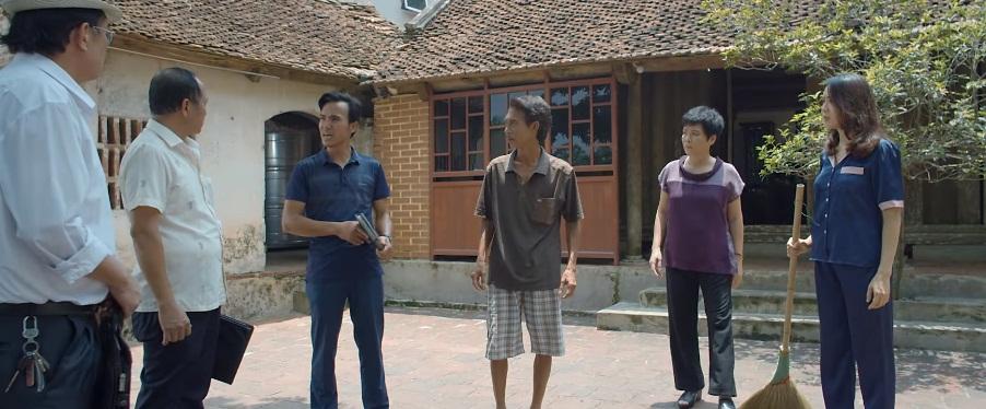 Những cặp vợ chồng già trái dấu trên phim Việt: Chồng hiền bao nhiêu, vợ đanh đá bấy nhiêu - Ảnh 4