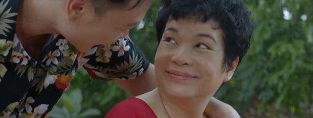 Những cặp vợ chồng già trái dấu trên phim Việt: Chồng hiền bao nhiêu, vợ đanh đá bấy nhiêu - Ảnh 3