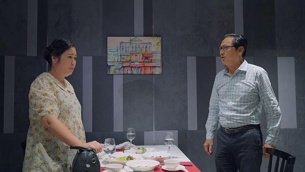 Những cặp vợ chồng già trái dấu trên phim Việt: Chồng hiền bao nhiêu, vợ đanh đá bấy nhiêu - Ảnh 5