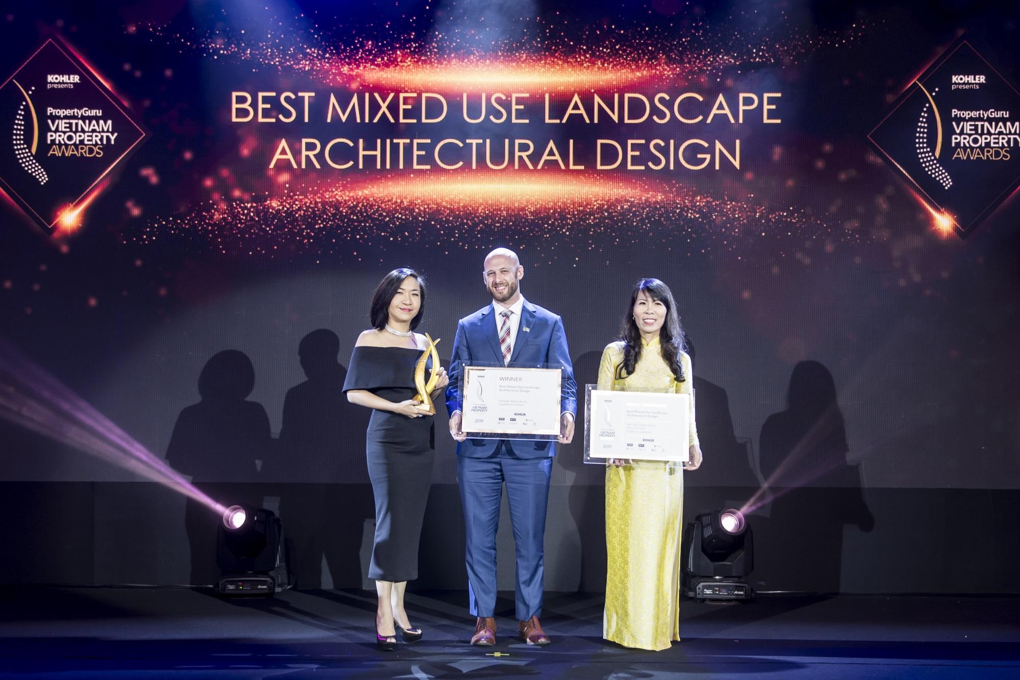 Him Lam Green Park được vinh danh tại Lễ trao giải thưởng PropertyGuru Vietnam Property Awards 2019 - Ảnh 1