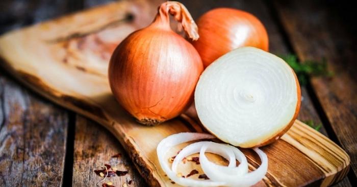 Hành tây là thực phẩm được sử dụng phổ biển trong bữa ăn - Ảnh minh họa: Internet