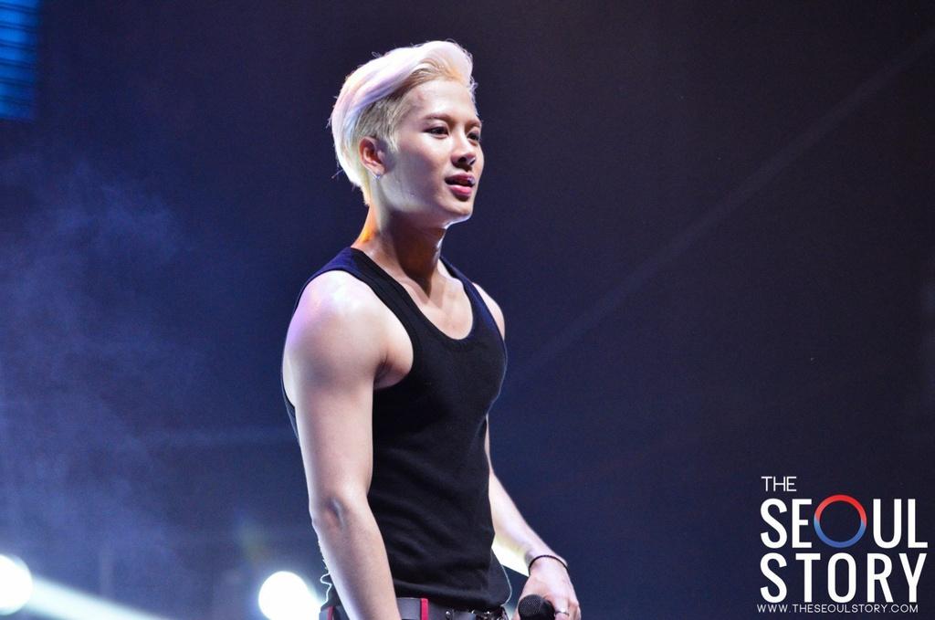 5 thần tượng Kpop là vận động viên - Ảnh 2