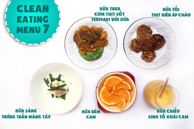 thuc don eat clean giam mo 13