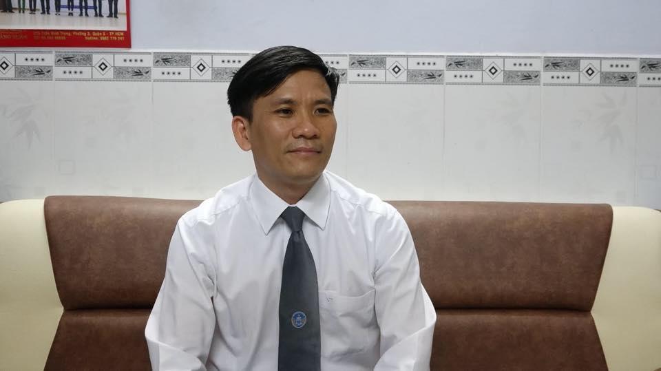 Luật sư Trần Minh Hùng: Bác sĩ giả mạo giấy phép hành nghề có nguy cơ xử lý hình sự - Ảnh 1
