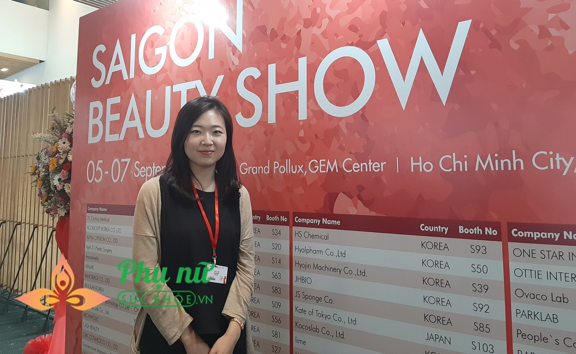 """""""Ngất ngây"""" ngắm rừng sản phẩm làm đẹp tại Saigon Beauty Show 2019 - Ảnh 2"""