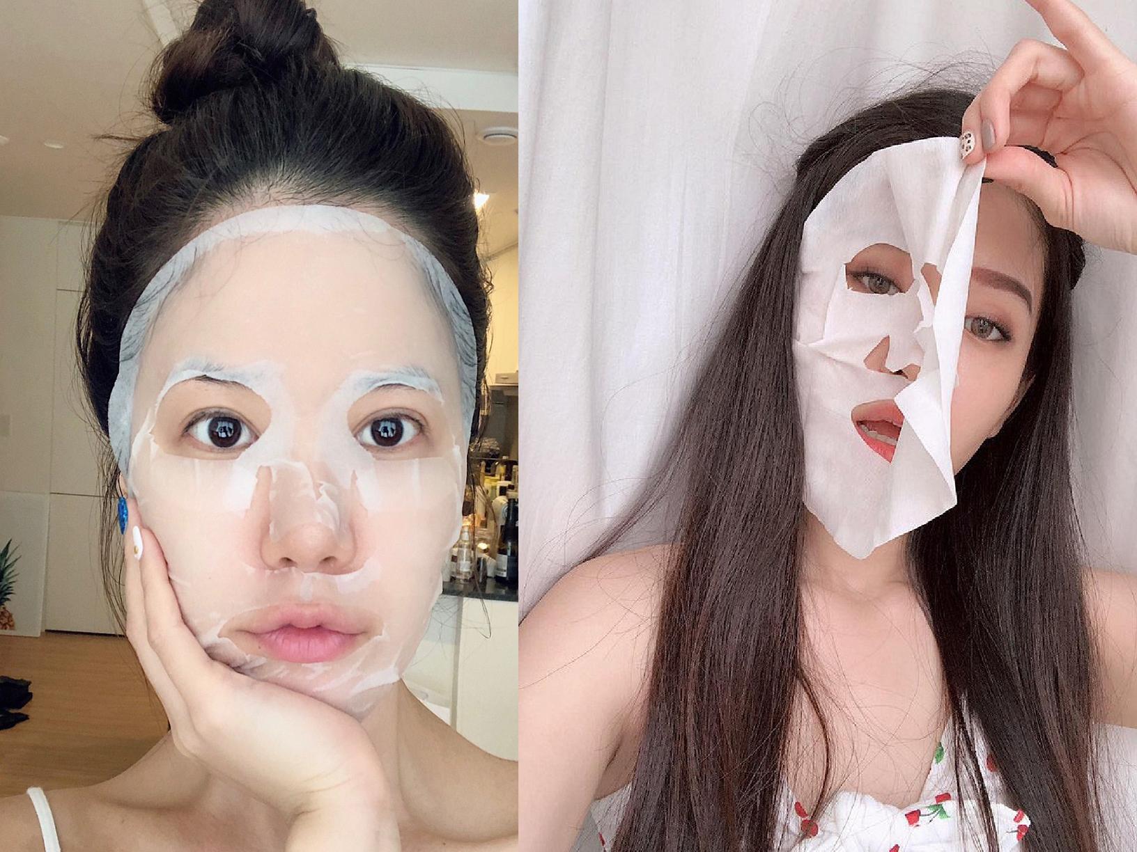 Dùng giấy mỏng đắp mặt nạ, 98% chị em đang mắc sai lầm khi không biết đến 5 điều cần tránh này - Ảnh 5
