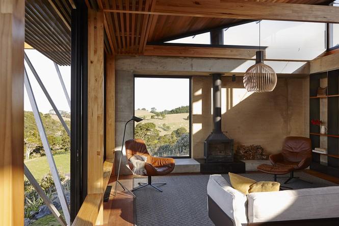 Mê mẩn ngôi nhà có view nhìn ra đại dương xanh mướt - Ảnh 6