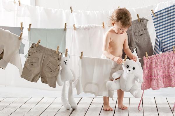 Giặt đồ cho em bé đúng cách theo ý kiến chuyên gia, cha mẹ đã biết chưa? - Ảnh 2