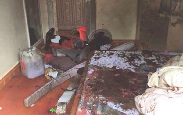 Rợn người nguyên nhân người đàn ông đâm chết tình nhân rồi tẩm xăng đốt cả nhà, 5 người thương vong - Ảnh 1