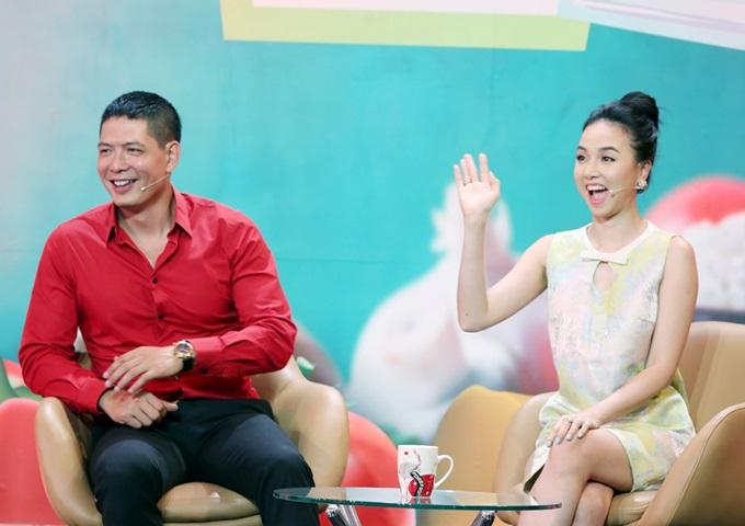 Hé lộ cuộc sống hôn nhân của diễn viên Đinh Ngọc Diệp với chồng đạo diễn - Ảnh 3