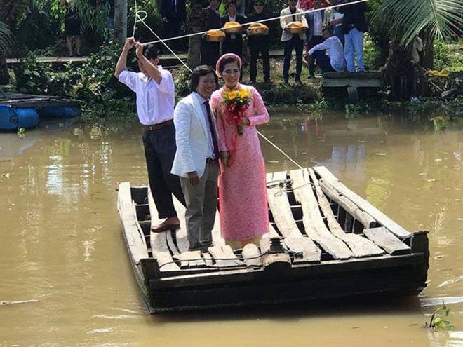 Hé lộ điều ít biết về người vợ kém 25 tuổi của đạo diễn Nguyễn Tranh - Ảnh 2