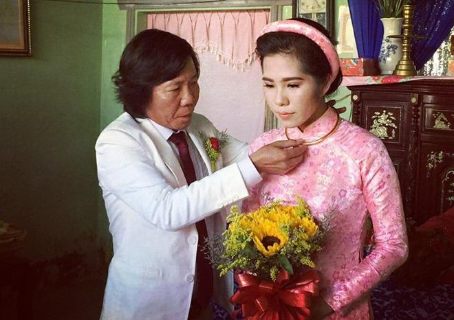 Hé lộ điều ít biết về người vợ kém 25 tuổi của đạo diễn Nguyễn Tranh - Ảnh 3