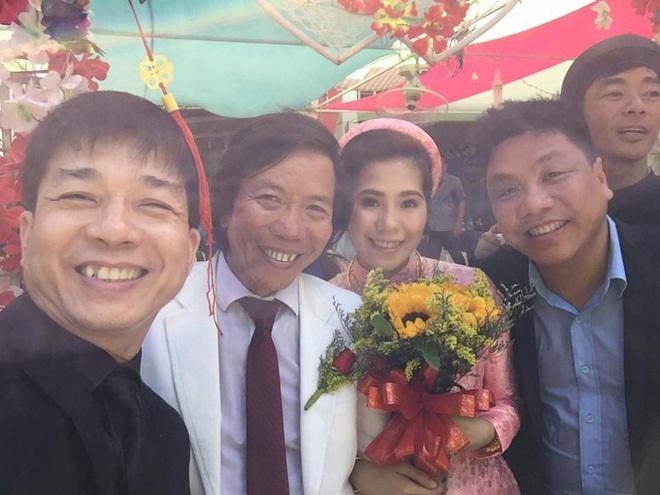 Hé lộ điều ít biết về người vợ kém 25 tuổi của đạo diễn Nguyễn Tranh - Ảnh 4