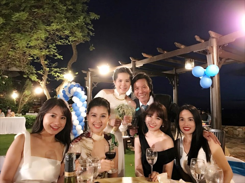 Hé lộ điều ít biết về người vợ kém 25 tuổi của đạo diễn Nguyễn Tranh - Ảnh 7