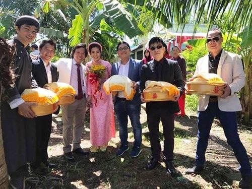 Hé lộ điều ít biết về người vợ kém 25 tuổi của đạo diễn Nguyễn Tranh - Ảnh 1