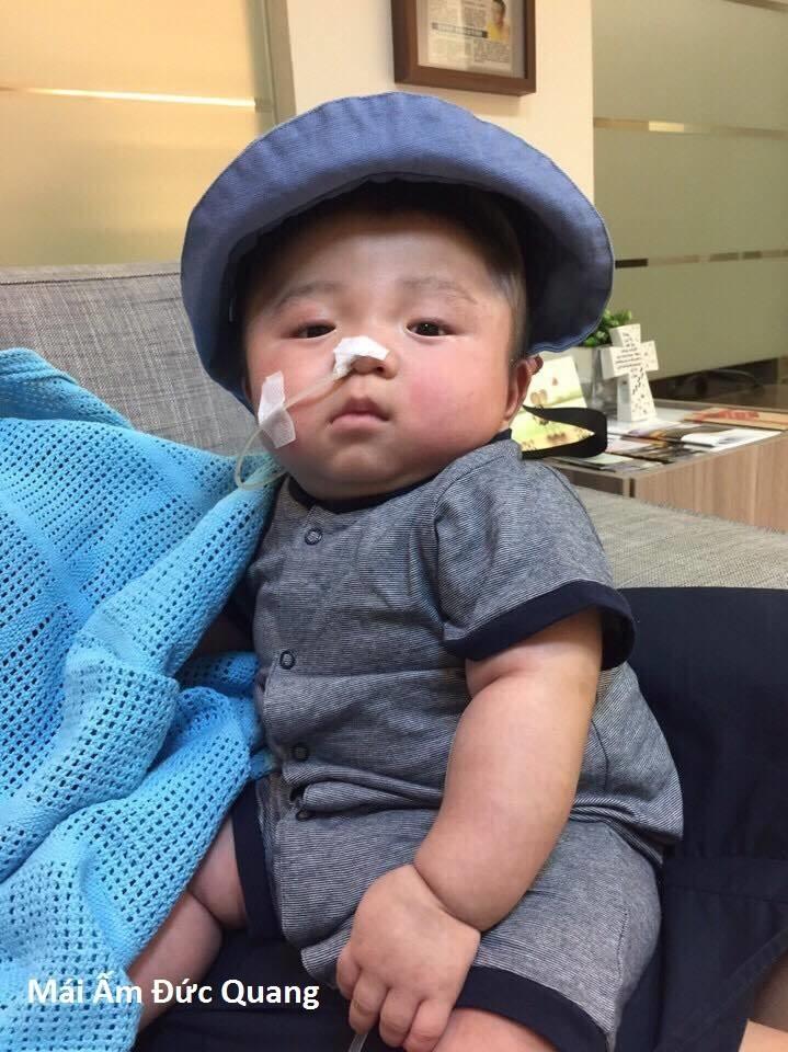 Hình ảnh bé Phạm Đức Lộc lần đầu mọc răng, tập lật khiến nhiều người vỡ òa hạnh phúc - Ảnh 3