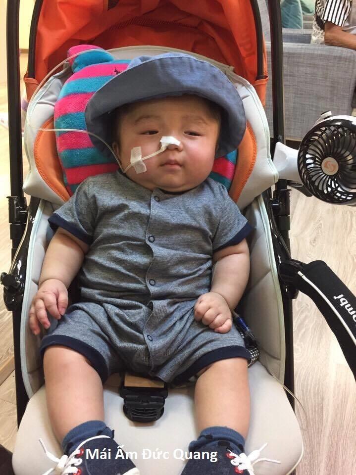 Hình ảnh bé Phạm Đức Lộc lần đầu mọc răng, tập lật khiến nhiều người vỡ òa hạnh phúc - Ảnh 4