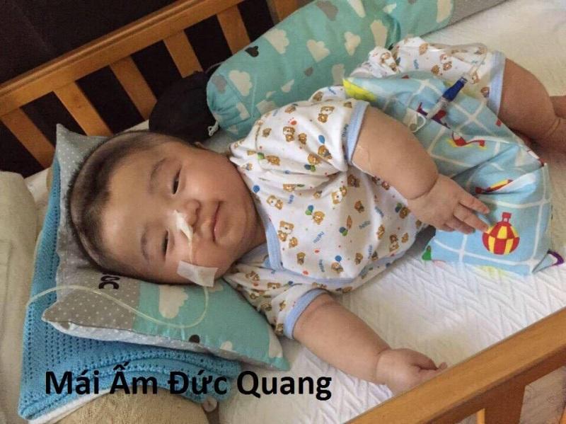 Hình ảnh bé Phạm Đức Lộc lần đầu mọc răng, tập lật khiến nhiều người vỡ òa hạnh phúc - Ảnh 6