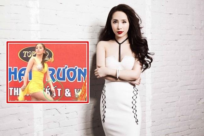 Điểm lại những scandal của Quỳnh Nga trước khi bị tố hát 'nhạc chùa' - Ảnh 2