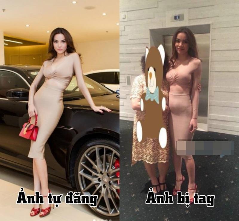 Hồ Ngọc Hà lộ bụng to bất thường, bị nghi đang mang bầu với Kim Lý khi fan tung ảnh chưa qua chỉnh sửa - Ảnh 4