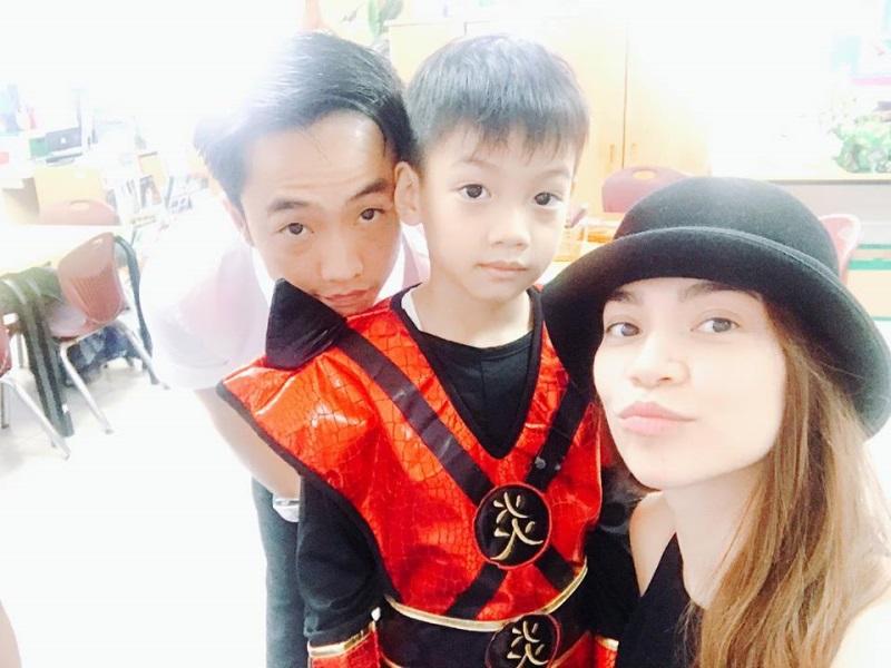 Ngưỡng mộ trước tình cảm của các cặp sao Việt dù đã ly hôn nhưng vẫn hết lòng vì con cái - Ảnh 2