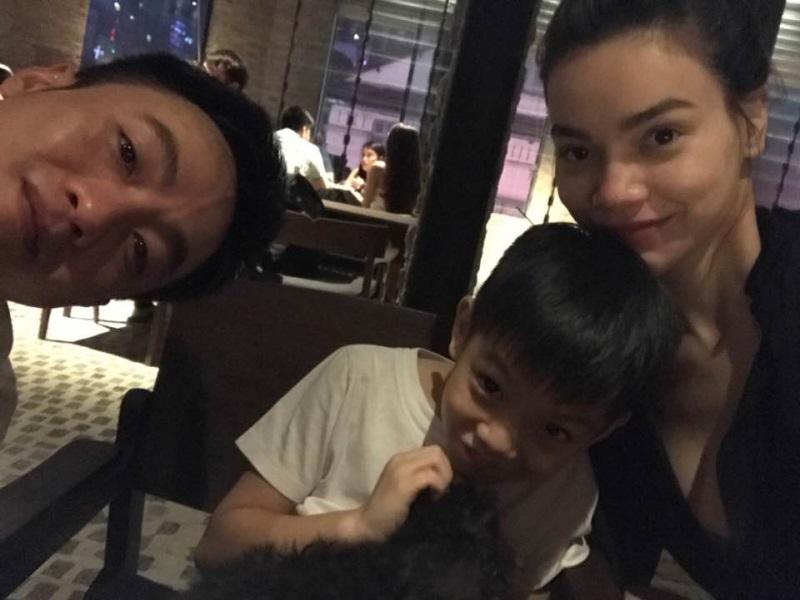 Ngưỡng mộ trước tình cảm của các cặp sao Việt dù đã ly hôn nhưng vẫn hết lòng vì con cái - Ảnh 3