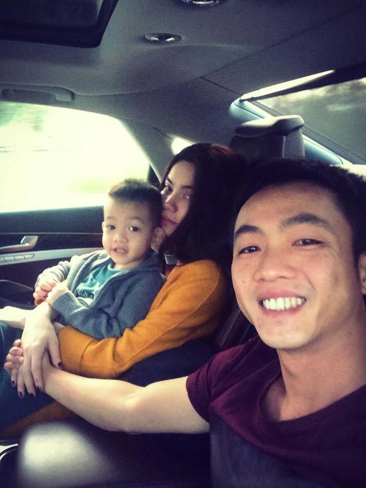 Ngưỡng mộ trước tình cảm của các cặp sao Việt dù đã ly hôn nhưng vẫn hết lòng vì con cái - Ảnh 1