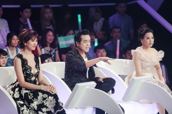 Hồ Quỳnh Hương bỏ show vì bức xúc với Hari Won? - Ảnh 2