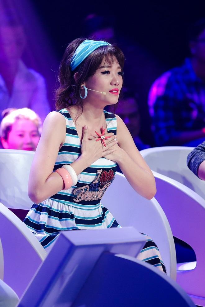 Hồ Quỳnh Hương bỏ show vì bức xúc với Hari Won? - Ảnh 5