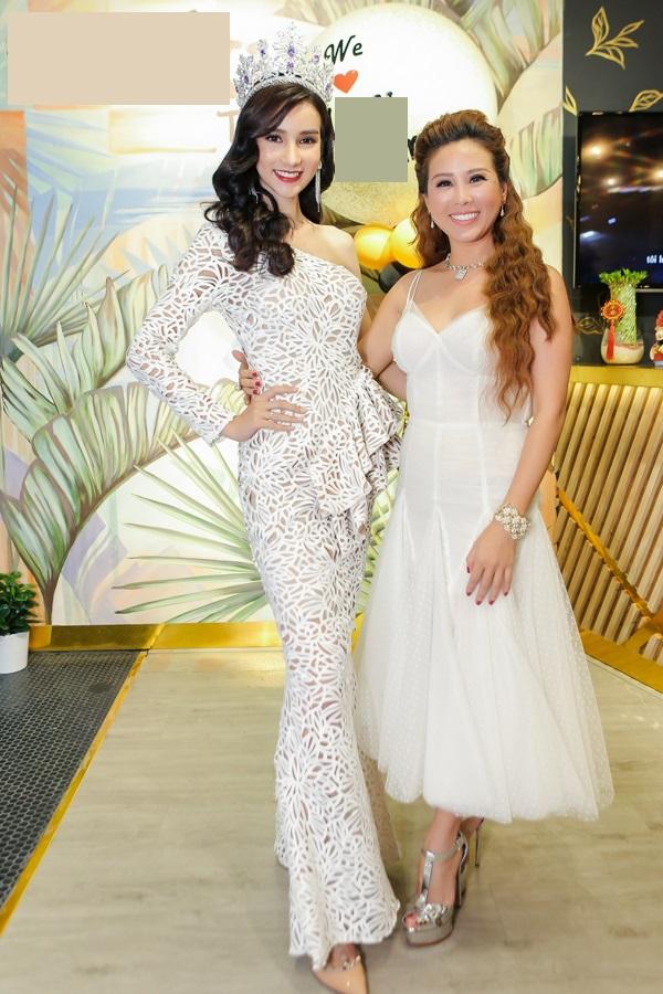 Dàn sao Việt đình đám bị dìm hàng thậm tệ khi đứng cạnh Hoa hậu chuyển giới Thái Lan 2017 - Ảnh 1