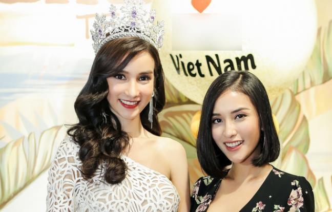 Dàn sao Việt đình đám bị dìm hàng thậm tệ khi đứng cạnh Hoa hậu chuyển giới Thái Lan 2017 - Ảnh 8