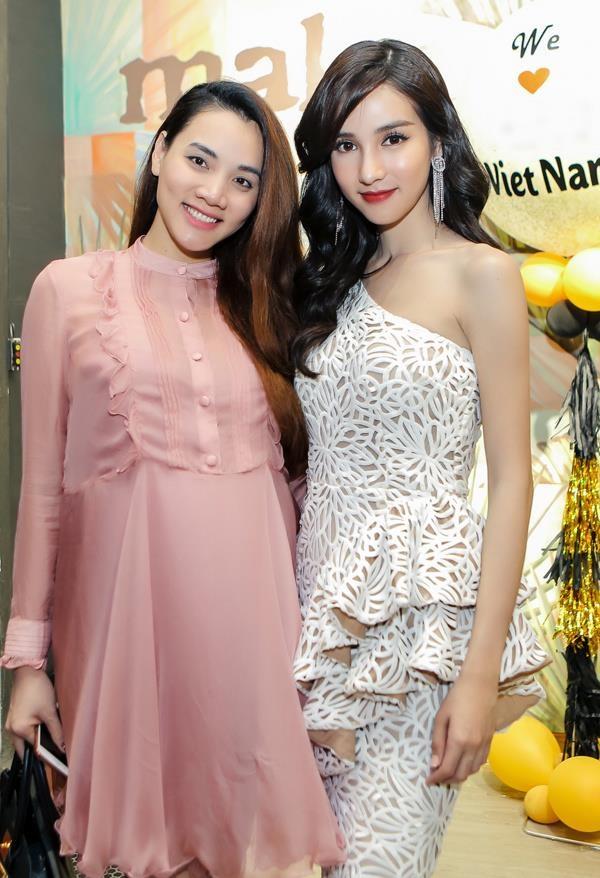 Dàn sao Việt đình đám bị dìm hàng thậm tệ khi đứng cạnh Hoa hậu chuyển giới Thái Lan 2017 - Ảnh 9