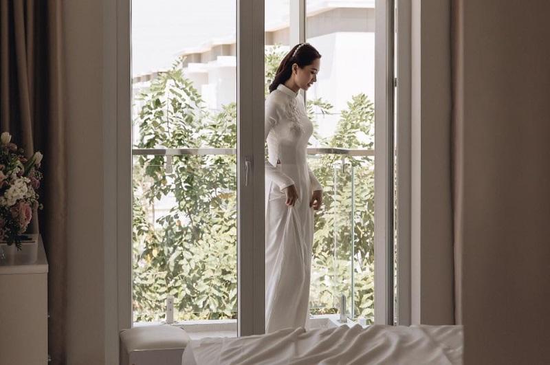 Hoa hậu Đặng Thu Thảo khiến đấng mày râu 'khóc ròng' vì bài thơ ngọt ngào dành cho hôn phu trước ngày cưới - Ảnh 1