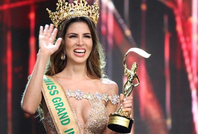 Hoa hậu Hòa bình Thế giới 2017: Huyền My trượt Top 5 là kết quả được báo trước - Ảnh 1